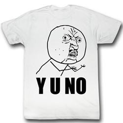 Y U No - Mens Yu…..? T-Shirt
