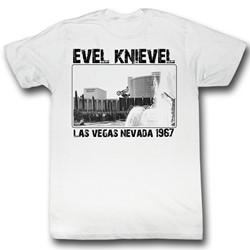 Evel Knievel - Mens 1967 T-Shirt