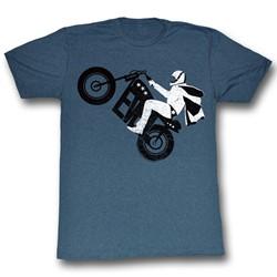 Evel Knievel - Mens Evel Mobile T-Shirt