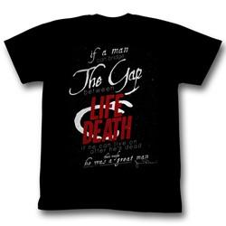 James Dean - Mens Life&Death T-Shirt