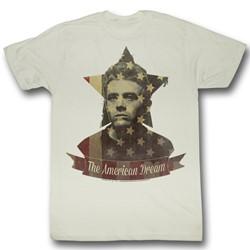 James Dean - Mens American Dream T-Shirt