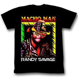 Macho Man - Mens Time Of My Life T-Shirt