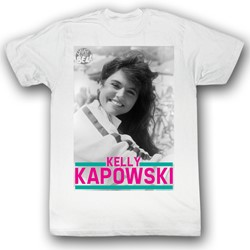 Saved By The Bell - Mens Kapowski T-Shirt