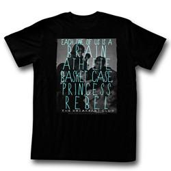 Breakfast Club - Mens Idk T-Shirt