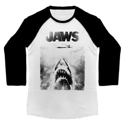 Jaws - Mens Bnw Raglan