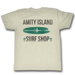 Jaws - Mens Surf Shop T-Shirt