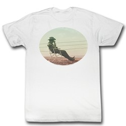James Dean - Mens Waiting T-Shirt