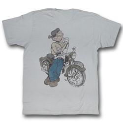 Popeye - Mens Cycle T-Shirt