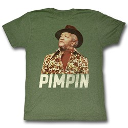 Red Foxx - Mens Pimpin T-Shirt