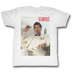 Scarface - Mens Chillin T-Shirt