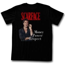Scarface - Mens M.P.R. T-Shirt