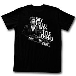 Scarface - Mens Little Buddy T-Shirt