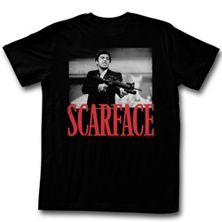 Scarface - Mens Shootah T-Shirt