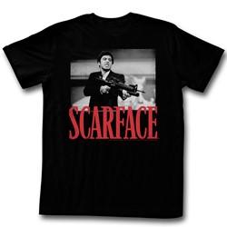 Scarface - Mens Shootah T-Shirt