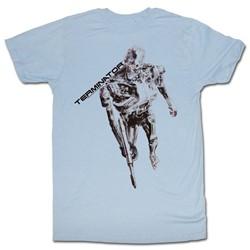 Terminator - Mens Sketchy Terminator T-Shirt