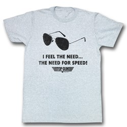 Top Gun - Mens Speed Need T-Shirt