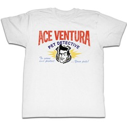 Ace Ventura - Mens Card T-Shirt