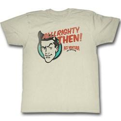 Ace Ventura - Mens Alrighty T-Shirt