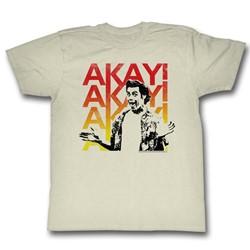 Ace Ventura - Mens Akayakay T-Shirt