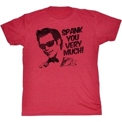 Ace Ventura - Mens Spank You T-Shirt