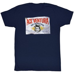 Ace Ventura - Mens Business T-Shirt