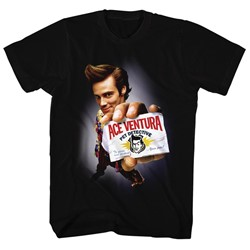 Ace Ventura - Mens Ventura T-Shirt