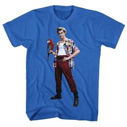 Ace Ventura - Mens Parrot T-Shirt