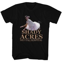 Ace Ventura - Mens Shady Acres T-Shirt