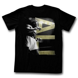 Muhammad Ali - Mens Blue T-Shirt