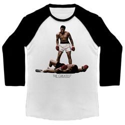 Muhammad Ali - Mens Ali Over Liston T-Shirt