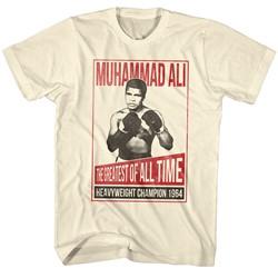Muhammad Ali - Mens Kenreagan T-Shirt