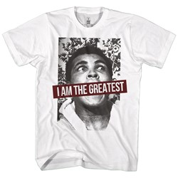 Muhammad Ali - Mens I Am The Greatest T-Shirt