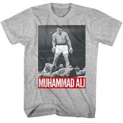 Muhammad Ali - Mens Standing Over T-Shirt