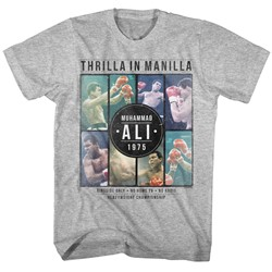 Muhammad Ali - Mens Collage T-Shirt
