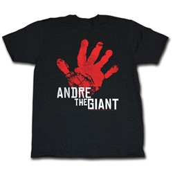 Andre The Giant - Mens Hand T-Shirt