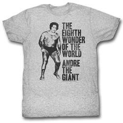 Andre The Giant - Mens Huge T-Shirt