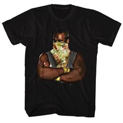 Mr. T - Mens Flower T 2 T-Shirt
