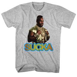 Mr. T - Mens Sucka T-Shirt