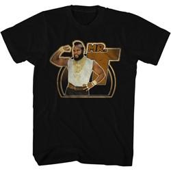 Mr. T - Mens Mr T Gun T-Shirt