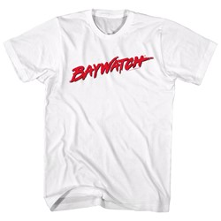 Baywatch - Mens Logo T-Shirt
