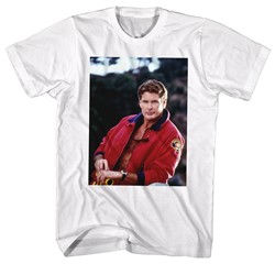 Baywatch - Mens The Hoff T-Shirt