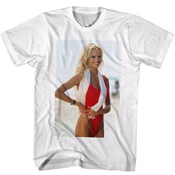Baywatch - Mens Always Bring A Towel T-Shirt