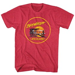 Baywatch - Mens Lifeguard T-Shirt