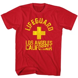 Baywatch - Mens La Guard T-Shirt