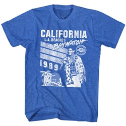 Baywatch - Mens Baywatch T-Shirt