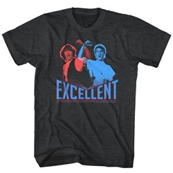Bill And Ted - Mens 3D Excellent T-Shirt
