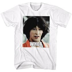 Bill And Ted - Mens Woah T-Shirt