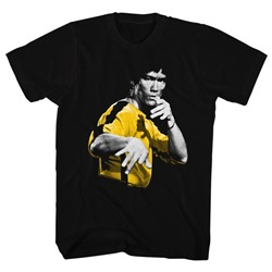 Bruce Lee - Mens Hooowah T-Shirt