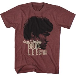 Bruce Lee - Mens Est1960 T-Shirt