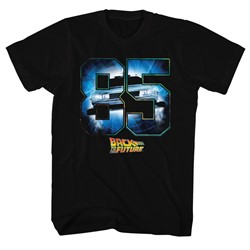 Back To The Future - Mens Eighty Five T-Shirt